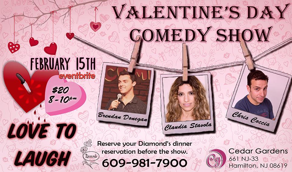 valentines comedy
