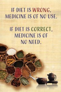 diet vs med