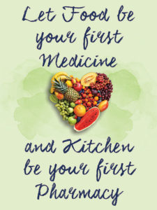 food as pharm