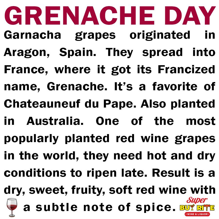 granache day